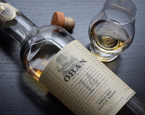 oban 14 year old whisky 750 ml