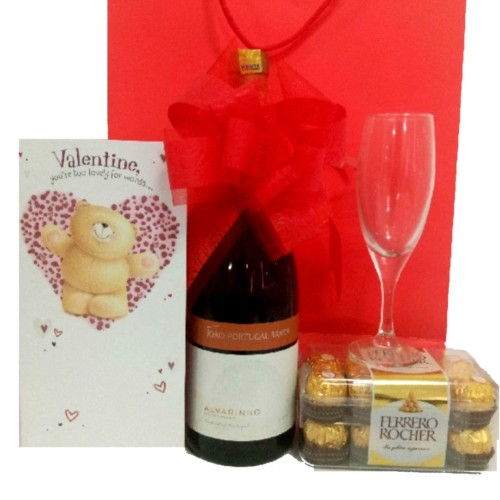Joao Portugal Ramos Valentine's Gift Package