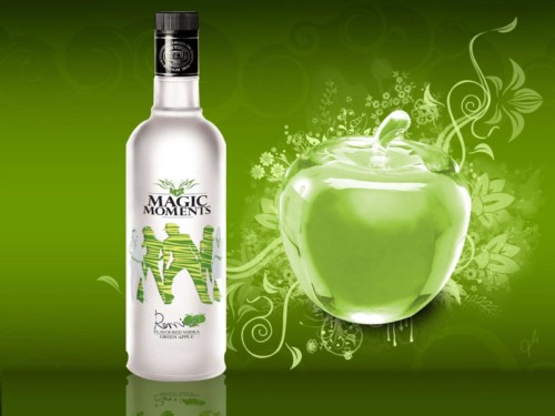 Magic Moments Green Apple