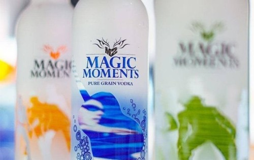Magic Moments Vodka