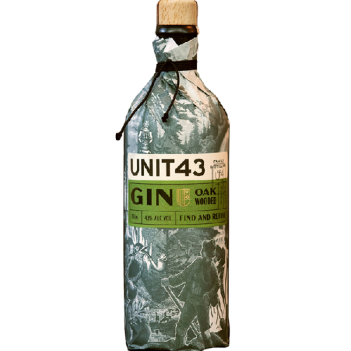 Unit 43 Wooded 75cl