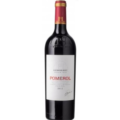 Raymond Huet Bordeaux Pomerol Red 2018 75cl
