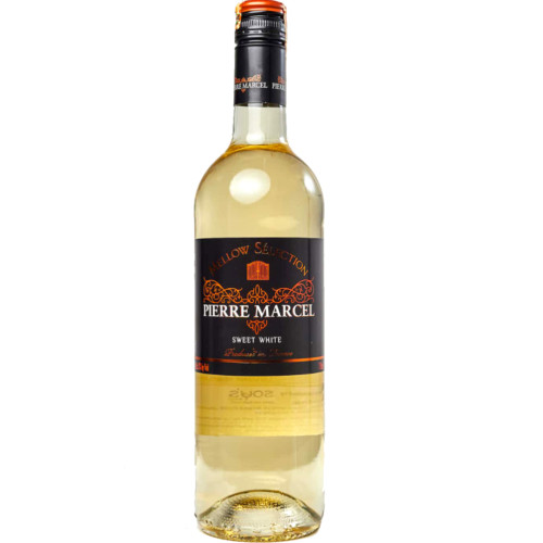 Pierre Marcell Sweet White 75cl