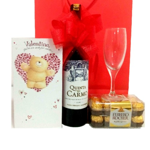 Quinta Do Carmo Large Valentine's Gift Bag