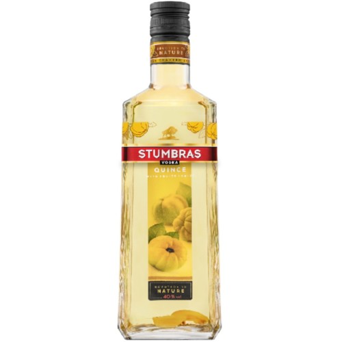 Stumbras Quince Vodka 500ml