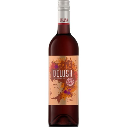 Delush Red 75cl