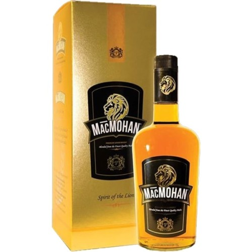 MacMohan Whisky 750ml