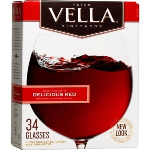 Peter Vella Delicious Red 5L