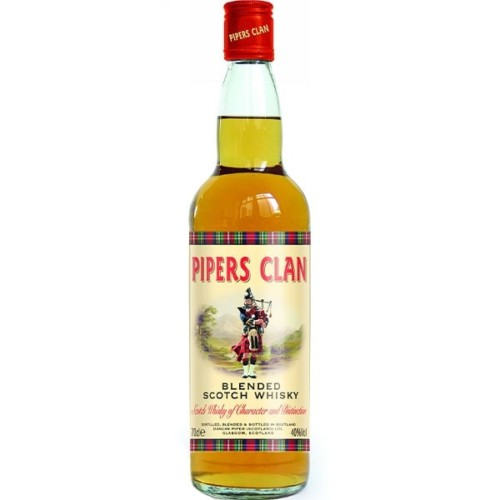 Pipers Clan 750ml