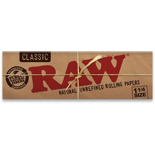 Raw Classic 1¼ Rolling Paper