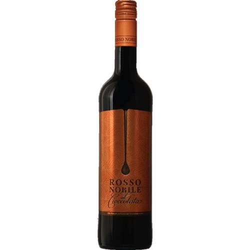 Rosso Nobile al Cioccolata 750ml - Chocolate flavoured wine