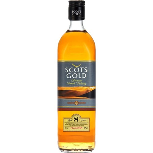Scots Gold 8 Year Old 750ml