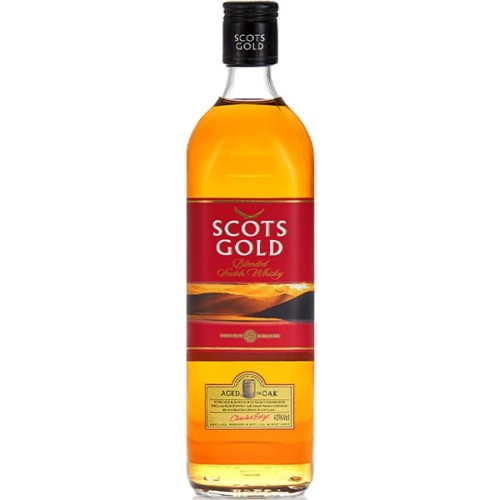 Scots Gold Red Label 1L