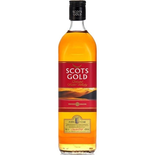 Scots Gold Red Label 750ml