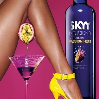 Skyy Infusions Passion Vodka