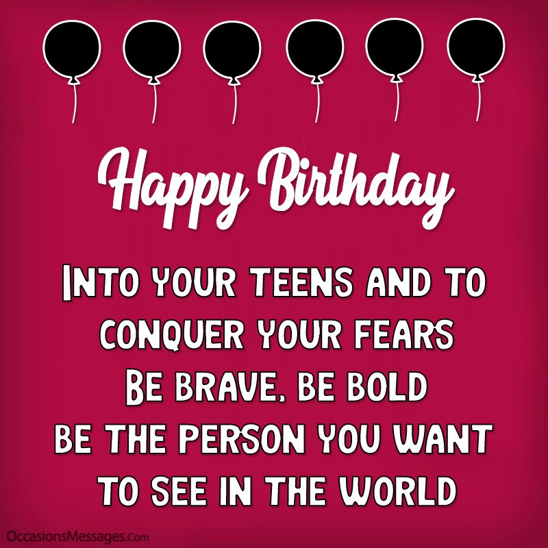 Top 100 Birthday Wishes For Teenagers Amazing Messages
