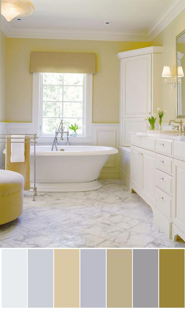 What Is The Best Colors For Bathroom