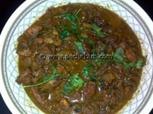 A Spicy Chicken Curry – pachakam.com
