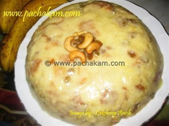 Pineapple Pudding - Simple Dessert – pachakam.com