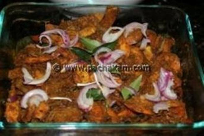 Prawns Roast With Gravy – pachakam.com
