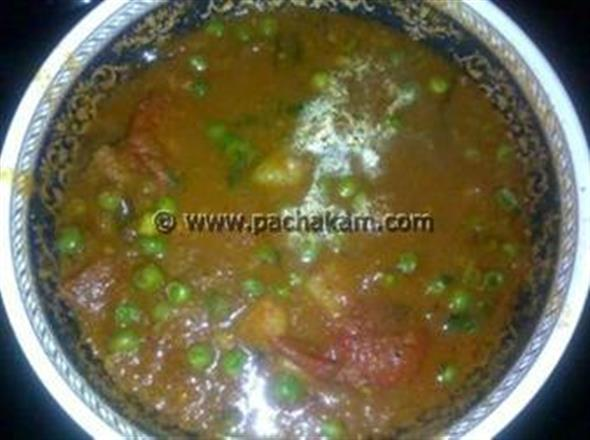Aloo Mutter Recipe – pachakam.com