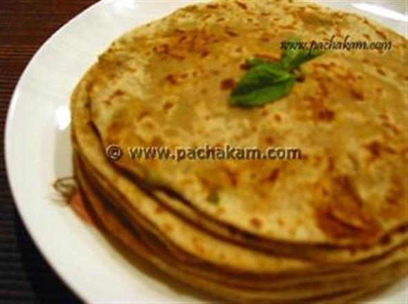 Aloo Paratha - North Indian Style Easy – pachakam.com