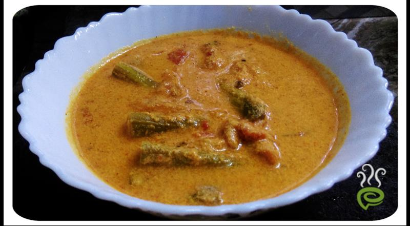 Chemmeen Muringakka Curry | Prawns With Drumstick Curry