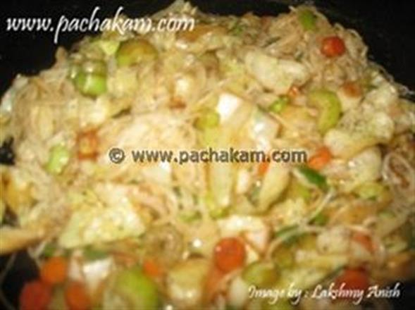 Chicken Pasta With Vegetables – pachakam.com