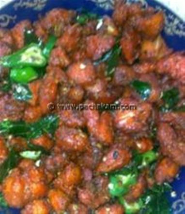 Chinese Style Chilli Chicken – pachakam.com