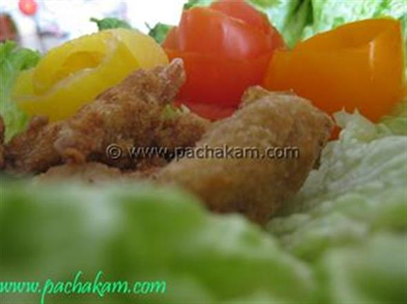 Crunchy Fried Curry Chicken – pachakam.com