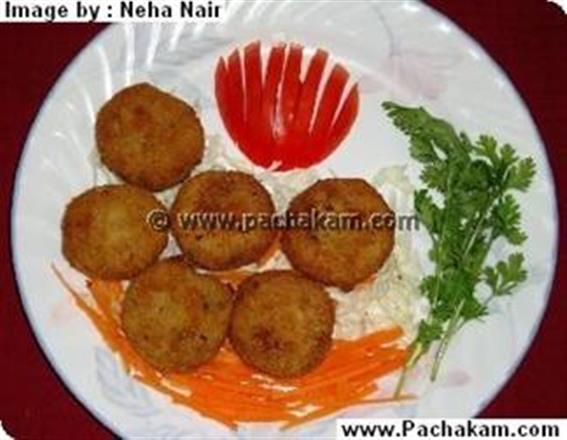 Delicious Potato Cutlet - For Kids – pachakam.com