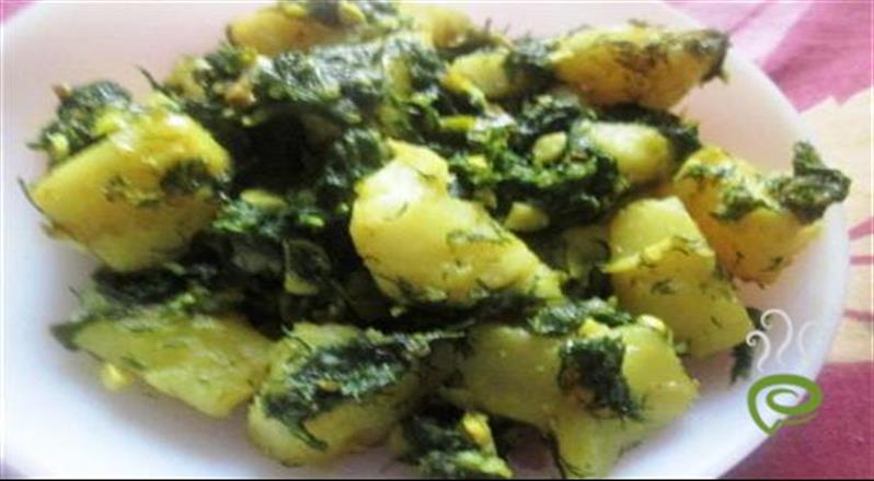 Dill Leaves With Potato : Healthy Food – pachakam.com