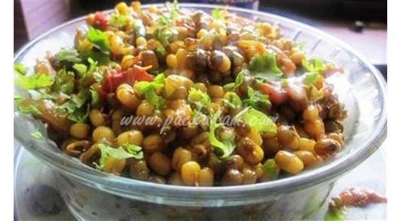 Healthy Sprouted Salad – pachakam.com
