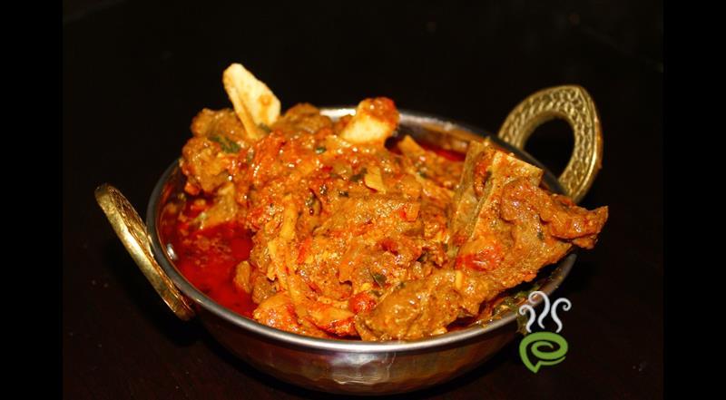 How To Make Delicious Dhaba Style Mutton Kadai Video – pachakam.com