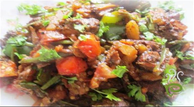 Lucknow Chicken With Vegetable – pachakam.com