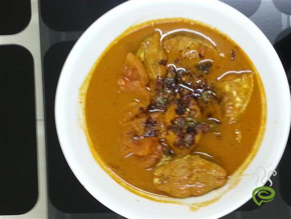Mamma's Meen ( Fish ) Curry