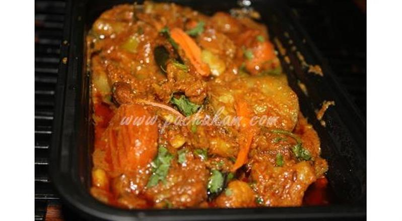 Mixed Vegetable Curry - North Indian Cuisine – pachakam.com