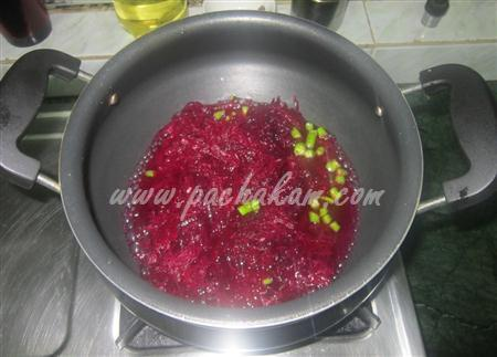 Beetroot Kichadi (Step By Step Photos) – pachakam.com
