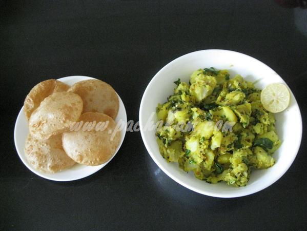 Sukha Aloo Bhaji (step By Step Photos) – pachakam.com