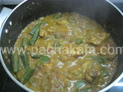 Chicken And Okra Curry – pachakam.com