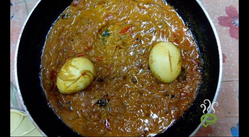 Simple Egg Curry Restaurant Style – pachakam.com