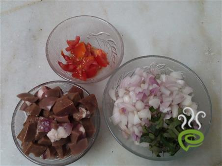 Mutton Liver Pepper Fry – pachakam.com