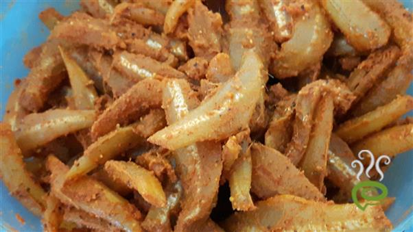 Kozhuva Fry(Indian Anchovy ) With Special Masala – pachakam.com