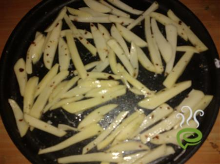 Chili Flakes With Herbs French Fries – pachakam.com