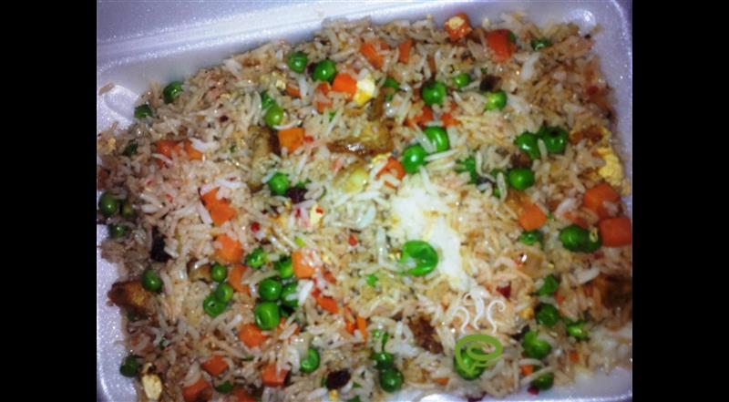 Vegetable Fried Rice - Lunch Box Special – pachakam.com
