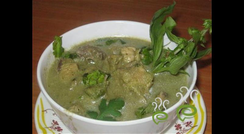 Thai Green Chicken – pachakam.com