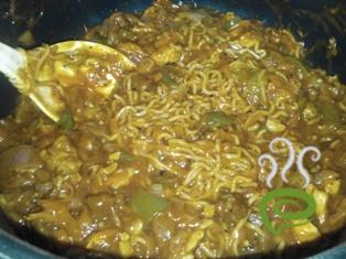 American Chop Suey With Indian Thadka – pachakam.com