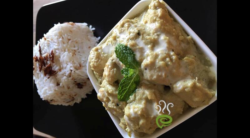 White Chicken Curry - Creamy Gravy – pachakam.com