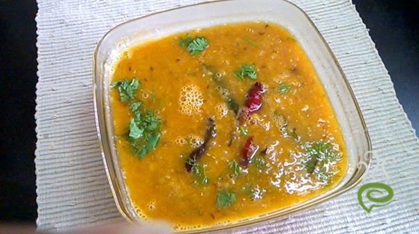 Andhra Style Tangy Tomato Dal – pachakam.com