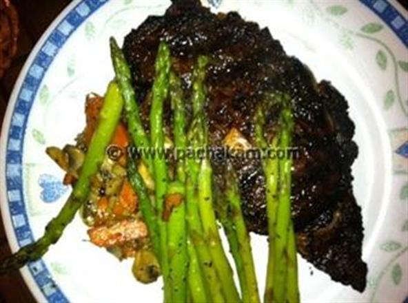 Pan Fried Steak – pachakam.com